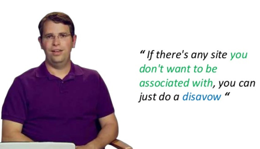 Matt Cutts Advice on Mass Disavow for Specific Time Period Spamming Links